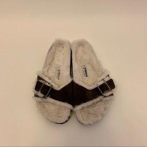 Birkenstock Women's Flats Sandal, 39EU-8.5US